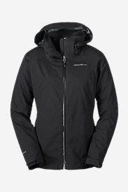 Water Resistant Jackets: Women's All-Mountain Shell Jacket