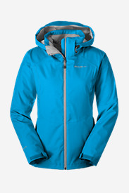 Blue Jackets: Women's All-Mountain Shell Jacket