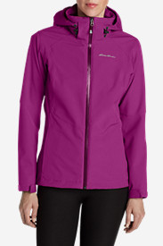 Pink Petite Outerwear for Women: Women's All-Mountain Shell Jacket