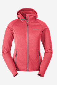 Red Jackets: Women's High Route Fleece Hoodie