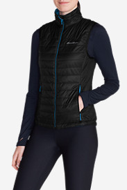Insulated Vests: Women's IgniteLite Reversible Vest
