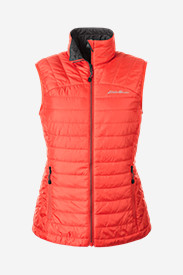 Red Vests: Women's IgniteLite Reversible Vest