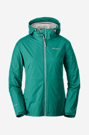 Women's Cloud Cap Lightweight Rain Jacket