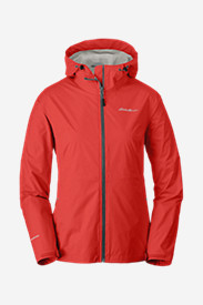 Jackets: Women's Cloud Cap Lightweight Rain Jacket