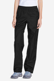 Water Resistant Pants for Women: Women's Cloud Cap Rain Pants