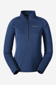 Women's High Route Fleece Pullover