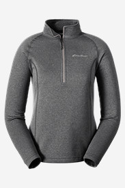 Insulated Jackets for Women: Women's High Route Fleece Pullover