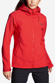 Jackets: Women's Sandstone Shield Hooded Jacket
