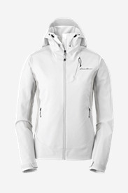 Women's Sandstone Shield Hooded Jacket
