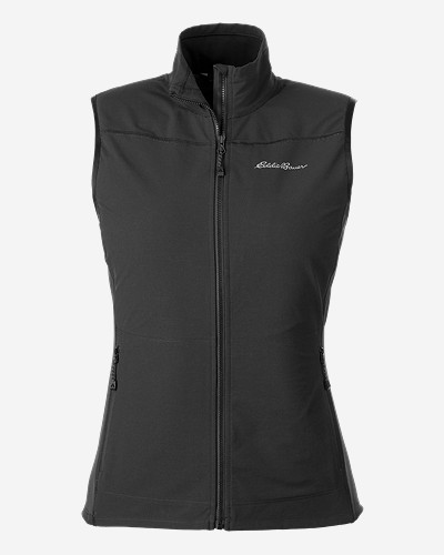 Reflective Vests: Women's Sandstone Soft Shell Vest