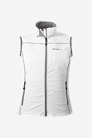 Petite Vests for Women: Women's Sandstone Soft Shell Vest