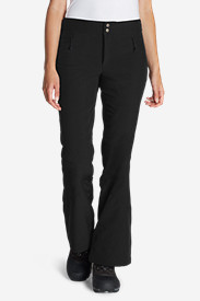 Water Resistant Pants for Women: Women's Leñas Stretch Ski Pants