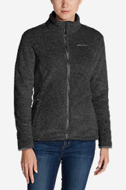 Insulated Jackets for Women: Women's Bellingham Fleece Jacket