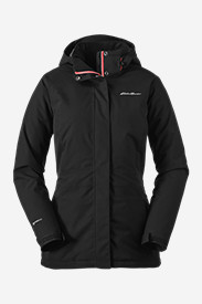 Women's All-Mountain Insulated Long Jacket
