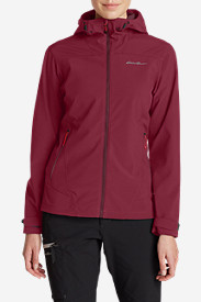 Women's Sandstone Thermal Hooded Jacket