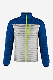 Men's Custom MicroTherm Jacket