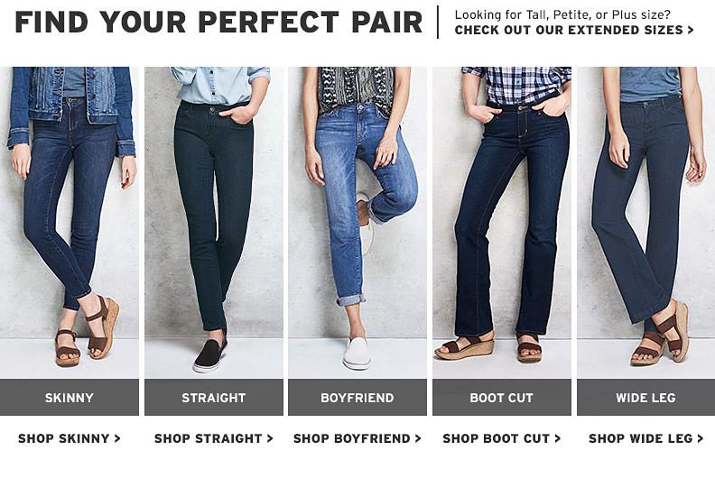 21ad62782ee Women s Jeans