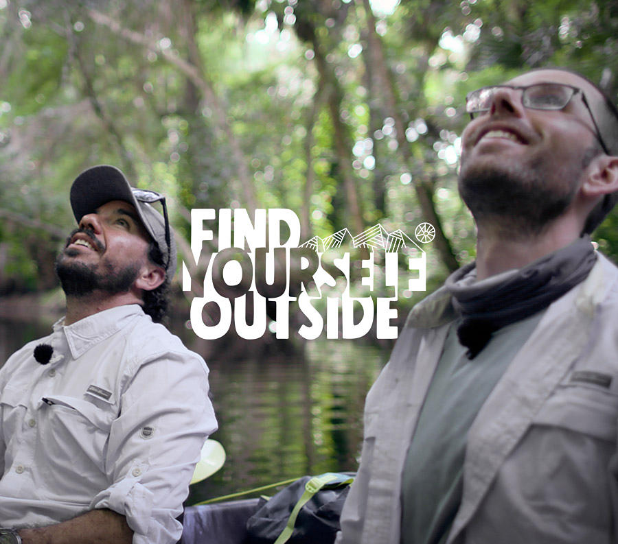 ind Yourself Outside: Imagine what's possible