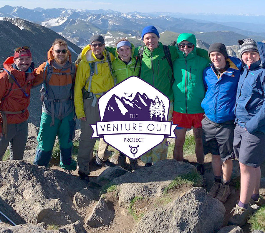 Eddie Bauer Is Proud to Support The Venture Out Project