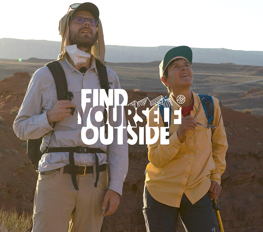 ind Yourself Outside: Honoring Who We Are