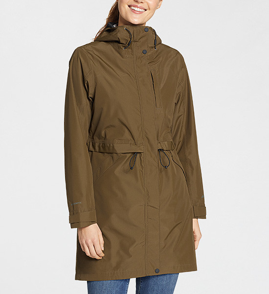 Women's Rainfoil® Trench