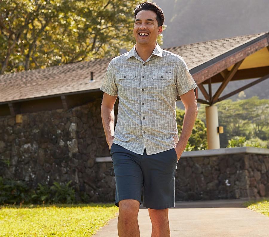 Voyager Flex Chino Shorts