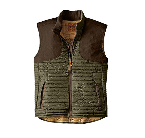 MICROTHERM STORMDOWN  FIELD VEST