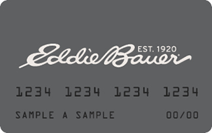 Image of Eddie Bauer Credit Card