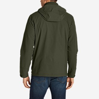 Thumbnail View 2 - Men's Atlas Stretch Hooded Jacket