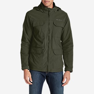 Eddie Bauer Atlas Men's Stretch Hooded Jacket