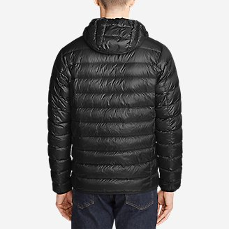 Thumbnail View 2 - Men's CirrusLite Down Hooded Jacket