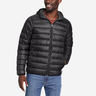 Thumbnail View 3 - Men's CirrusLite Down Hooded Jacket