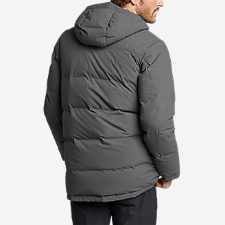 Thumbnail View 2 - Men's Glacier Peak Seamless Stretch Down Parka