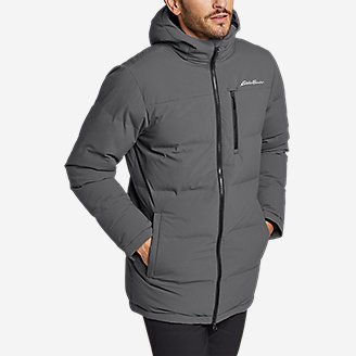 Thumbnail View 3 - Men's Glacier Peak Seamless Stretch Down Parka