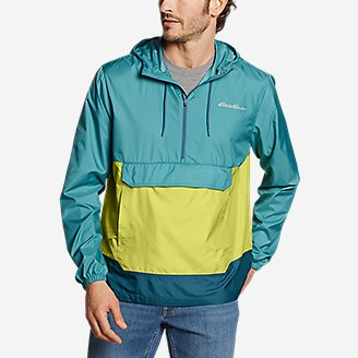 Thumbnail View 3 - Men's Momentum UPF 50+ Anorak