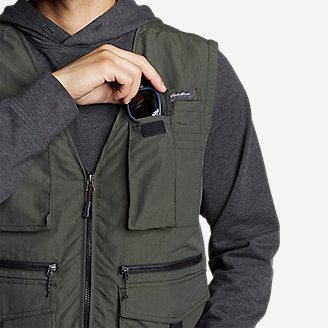Thumbnail View 3 - Men's Atlas Utility Vest
