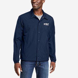 Thumbnail View 3 - Men's Eddie Bauer Coach's Jacket