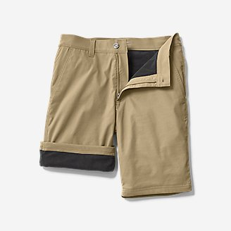 Thumbnail View 2 - Men's Lined Guide Commando Shorts