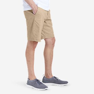 Thumbnail View 3 - Men's Horizon Guide Chino Shorts - Pattern