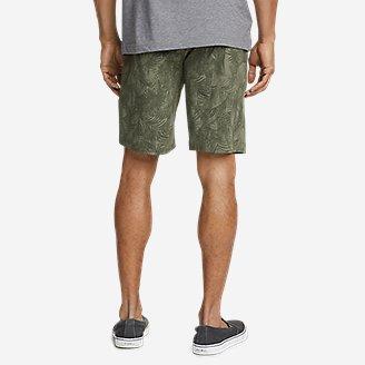 Thumbnail View 2 - Men's Horizon Guide Chino Shorts - Pattern