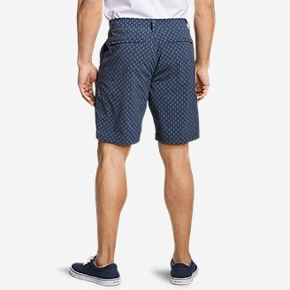 Thumbnail View 2 - Men's Horizon Guide Chino Shorts - Pattern