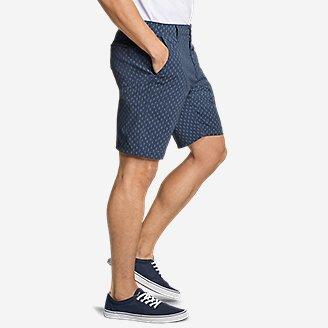 Thumbnail View 3 - Men's Horizon Guide Chino Shorts - Pattern
