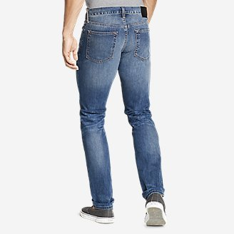 Thumbnail View 2 - Men's Flex Jeans - Slim Fit