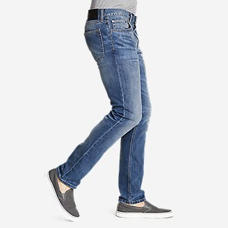 Thumbnail View 3 - Men's Flex Jeans - Slim Fit
