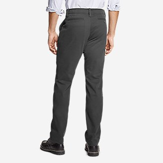 Thumbnail View 2 - Men's Flex Sport Wrinkle-Resistant Chino Pants