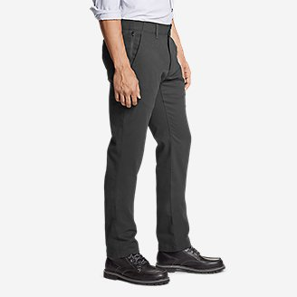 Thumbnail View 3 - Men's Flex Sport Wrinkle-Resistant Chino Pants