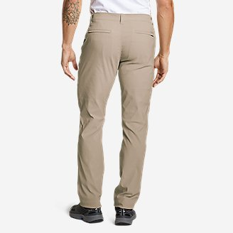 Thumbnail View 2 - Men's Horizon Guide Chino Pants - Slim Fit