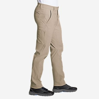 Thumbnail View 3 - Men's Horizon Guide Chino Pants - Slim Fit