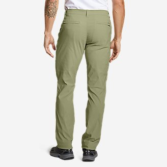 Thumbnail View 2 - Men's Horizon Guide Chino Pants - Slim Fit