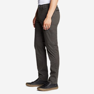 Thumbnail View 3 - Men's Legend Wash Flex Chino Pants - Slim